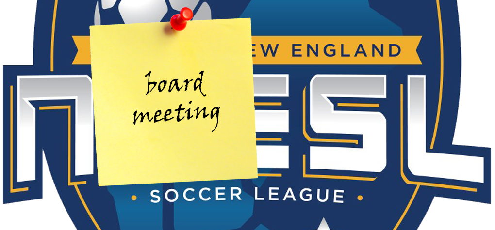NNESL Board Meetings –  Regular Mtg  Sept 25th 7:00 PM Location: McConnell Center Cafe  - Dover, NH